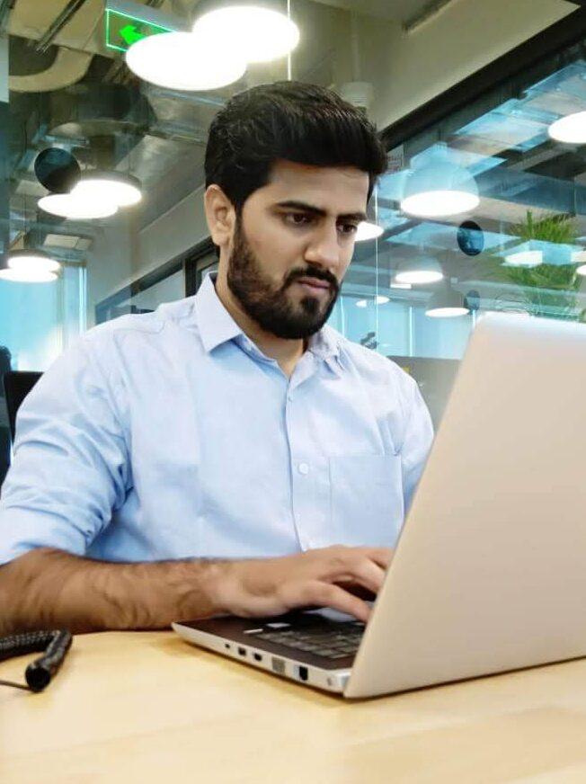 suresh chaudhary digital marketing professional