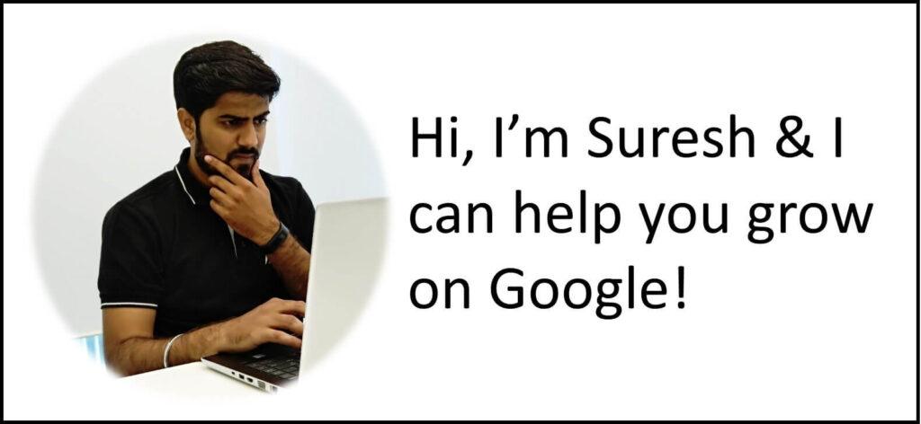 best seo consultant from Mumbai, India Suresh Chaudhary