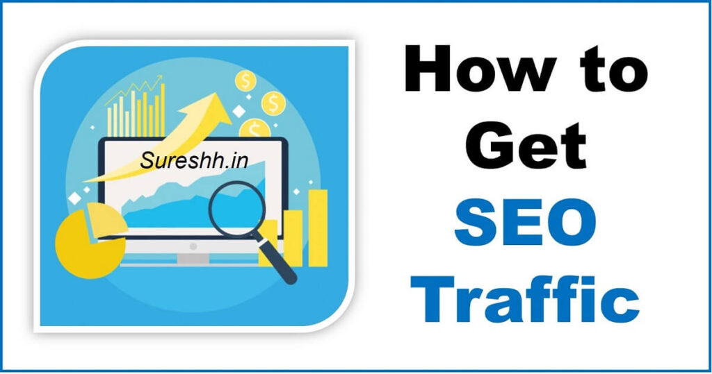 how to get website traffic using seo in 2021